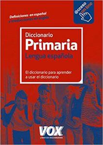 Diccionario Escolar Vox