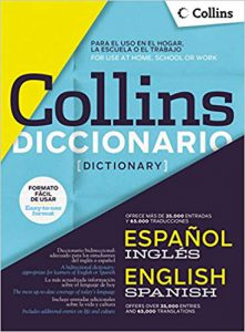 Diccionario Inglés-Español Collins