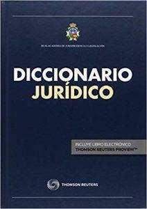 Diccionario Jurídico (Lex Nova) (de la A a la Z)