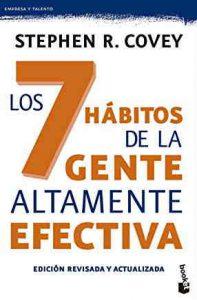 El mejor libro Los siete hábitos de la gente