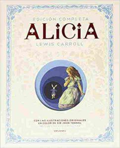 Lewis Carroll edición especial de un clásico