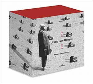 Un magnífico y completísimo estuche que reúne las obras imprescindibles del poeta, ensayista y narrador Jorge Luis Borges